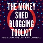 Blogging Toolkit – How to start your own blog