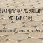 TMS Money Making Bootcamp – Earn money from affiliate marketing – WITHOUT A BLOG!