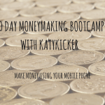 TMS Money Making Bootcamp – Make money using your mobile phone