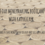 TMS Money Making Bootcamp – Make and save money when you buy and sell gift cards