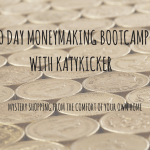 TMS Money Making Bootcamp – Mystery shopping from the comfort of your own home