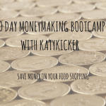 TMS Money Making Bootcamp – Save money on your food shopping