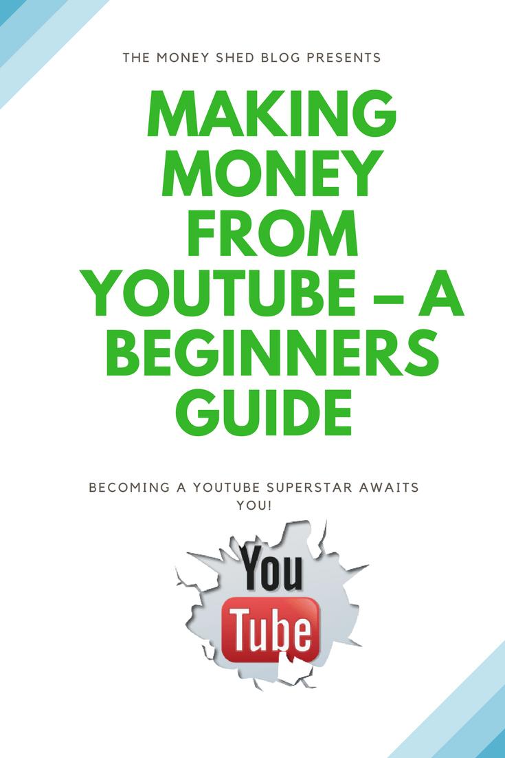 TMS Pinterest Youtube beginners guide