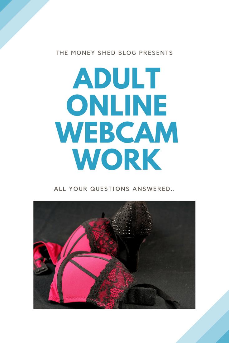 TMS Adult Webcam Pinterest