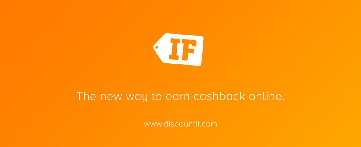 DiscountIF - Cashback shopping made fun