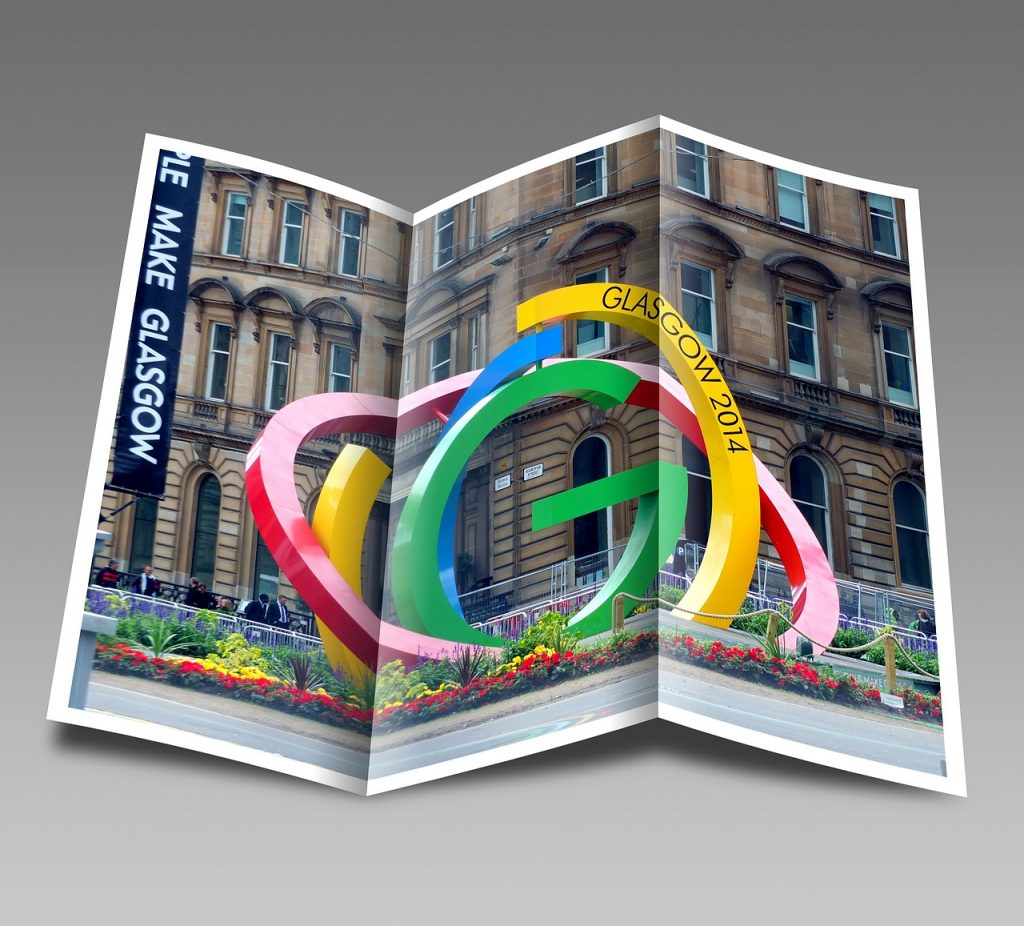 Saving money when working with leaflets