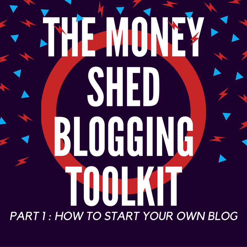 Blogging Toolkit - How to start your own blog 7