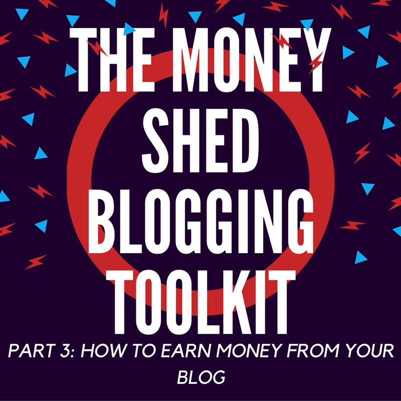 Blogging Toolkit - How to earn money from your blog 3