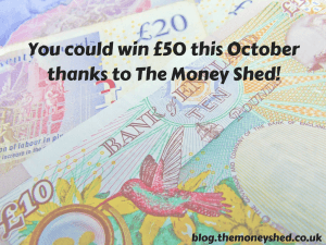 October Cash Competition - Fancy winning £50? 2