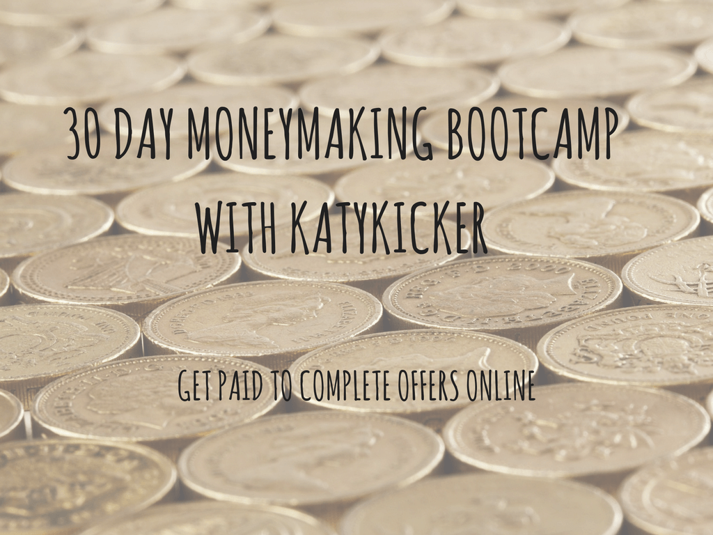TMS Money Making Bootcamp - Get paid to complete offers online 2