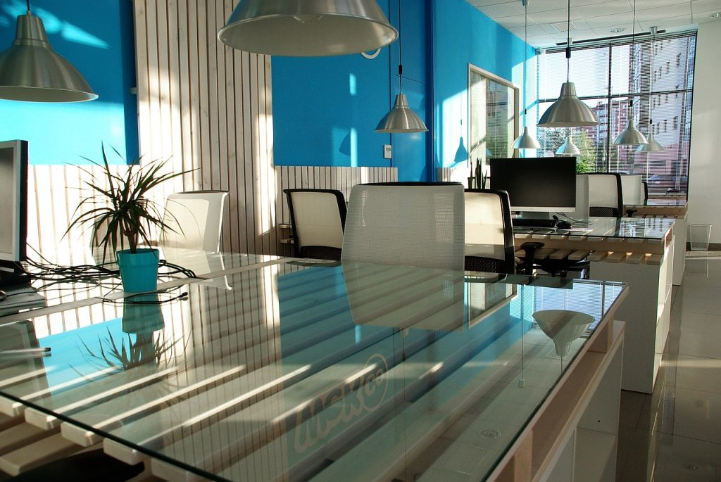 Choosing your first office space