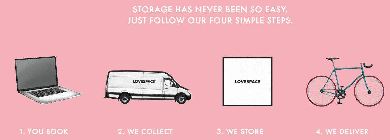 lovespace storage