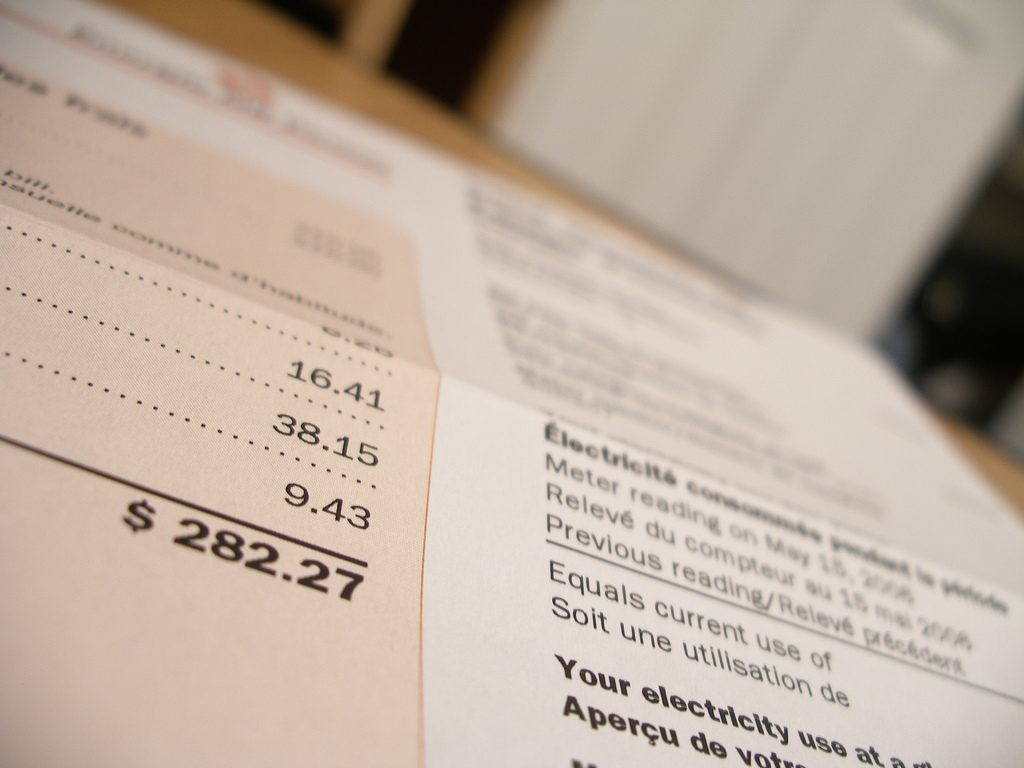 5 Ways To Bring Down The Cost Of Your Bills