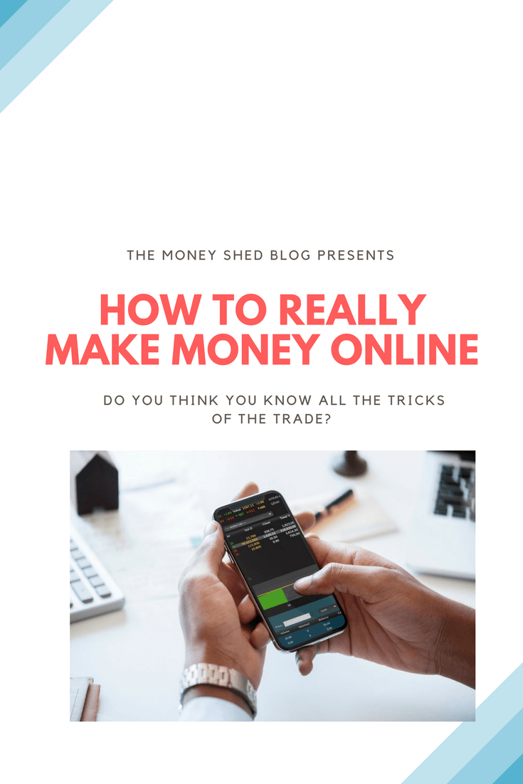 TMS Pinterest how to really make money online