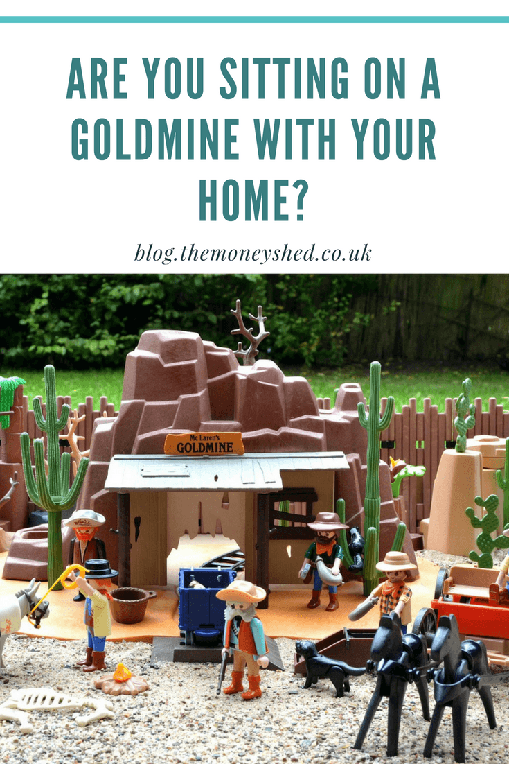 Are You Sitting on a Goldmine With Your Home?