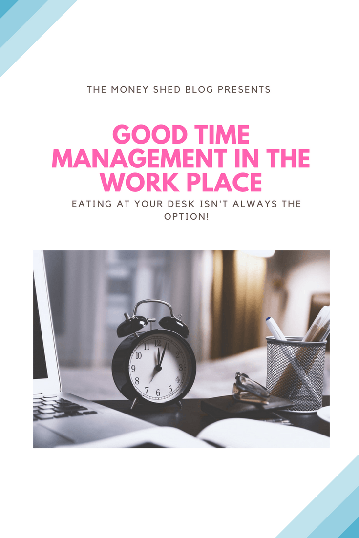 good time management in the work place
