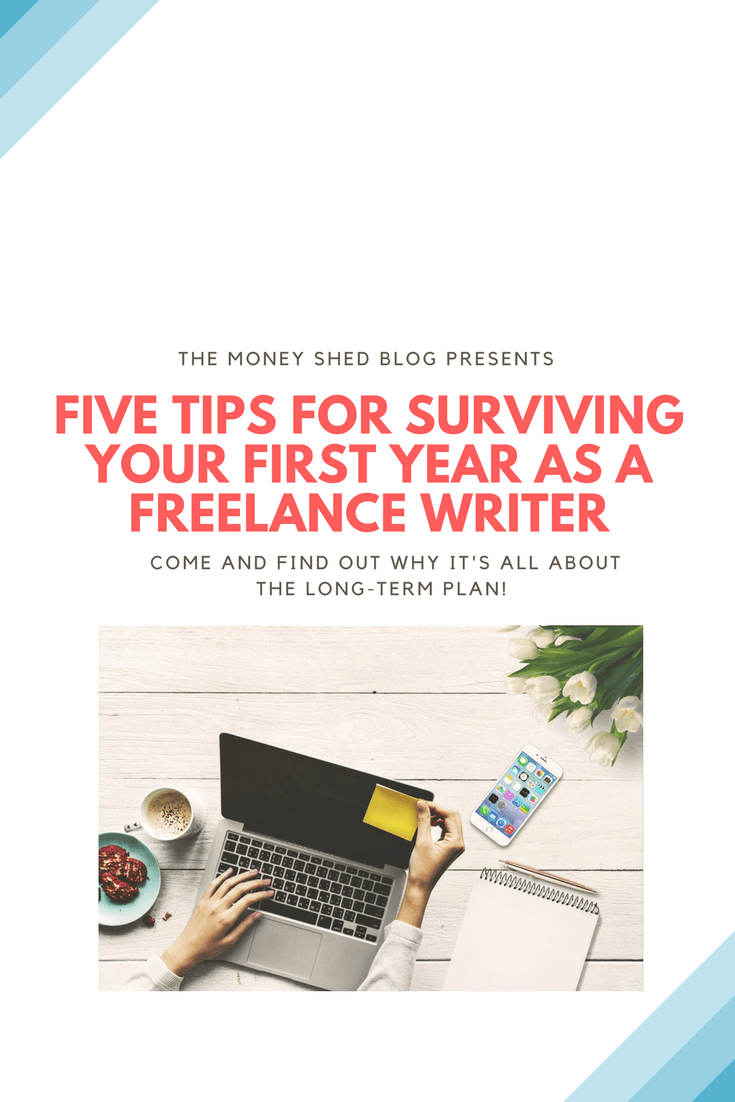 TMS Pinterest surviving being a freelancer