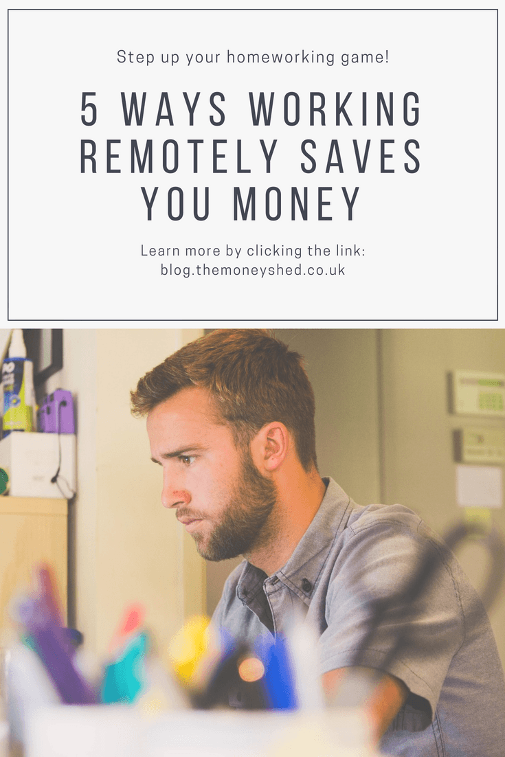 5 Ways Working Remotely Saves You Money