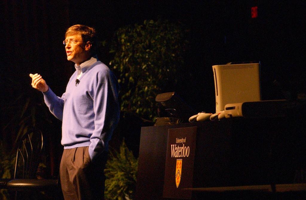 Bill Gates Betway