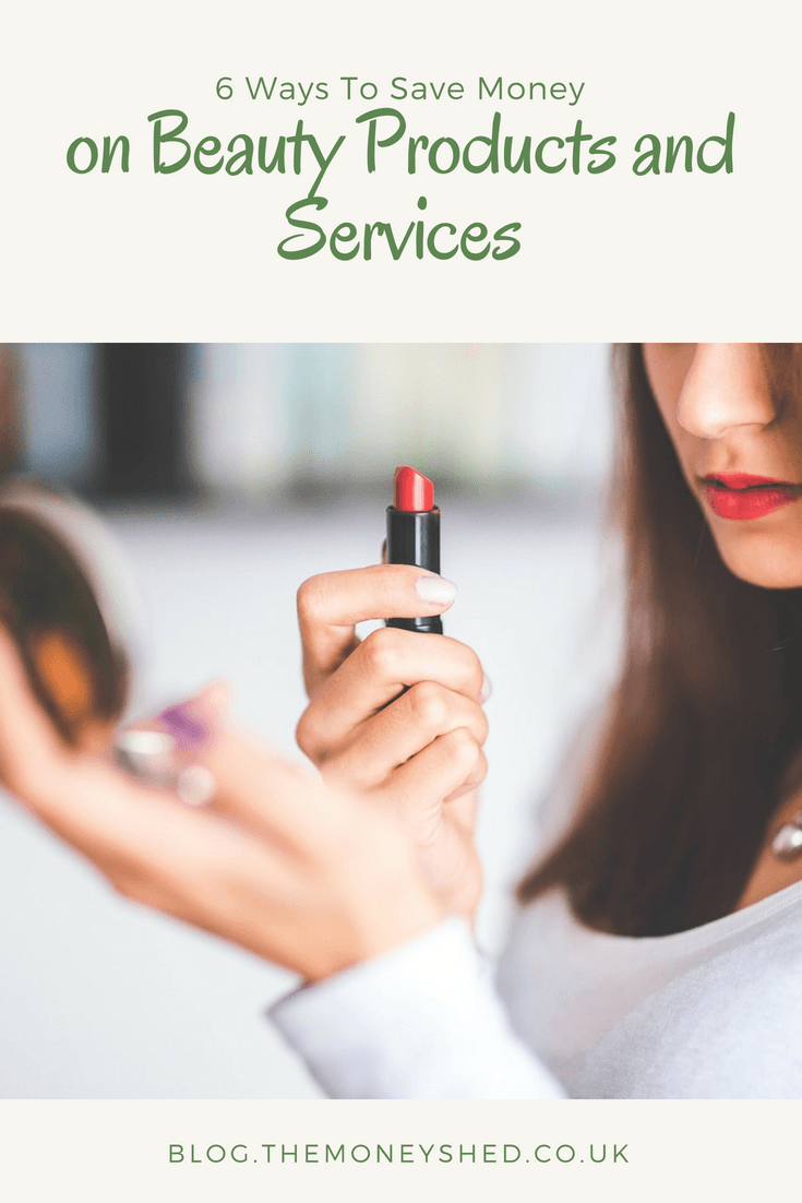 on Beauty Products and Services
