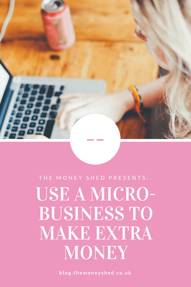 Use a Micro-Business to Make Extra Money today