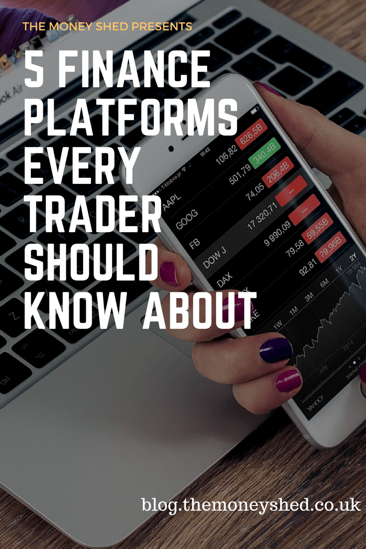 5 Finance Platforms Every Trader Should Know About