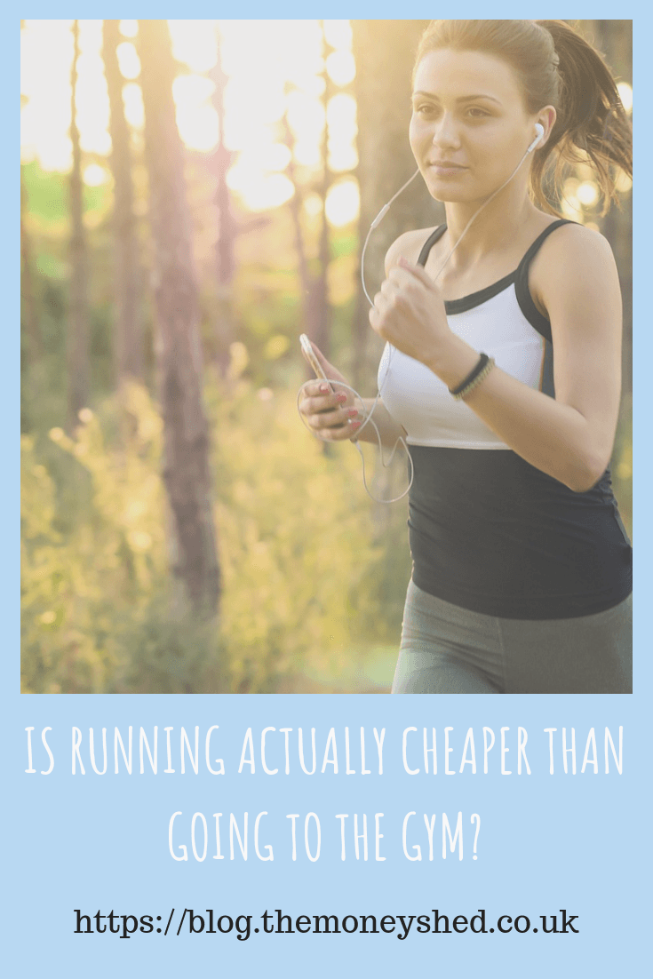 Is running actually cheaper than going to the Gym?