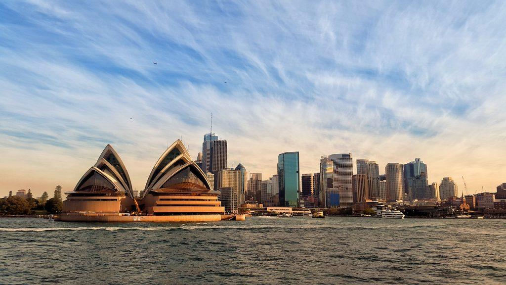 Visit Australia car Rental