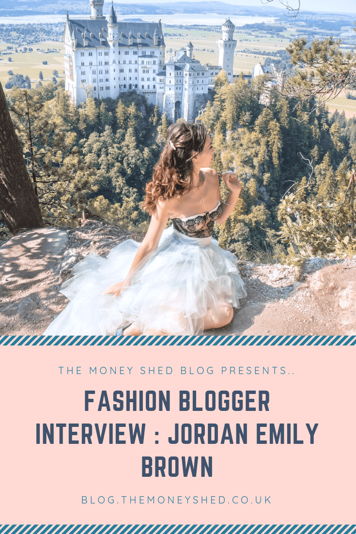 Fashion Blogger Interview _ Jordan Emily Brown