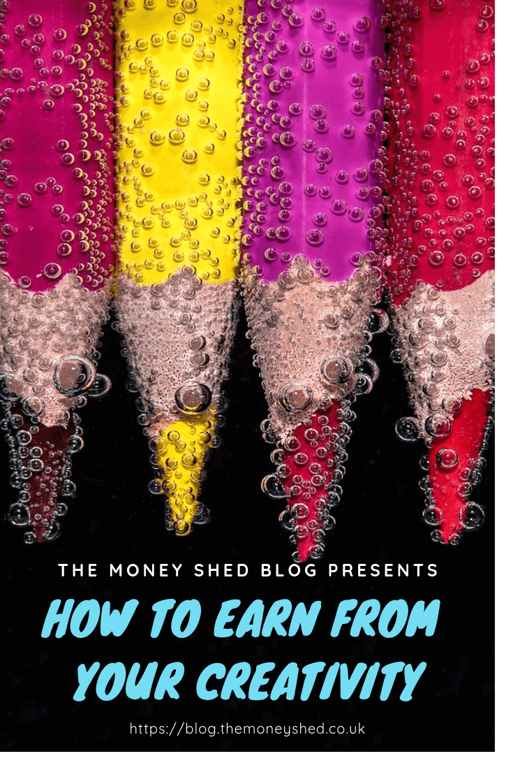 How to earn money from your creativity