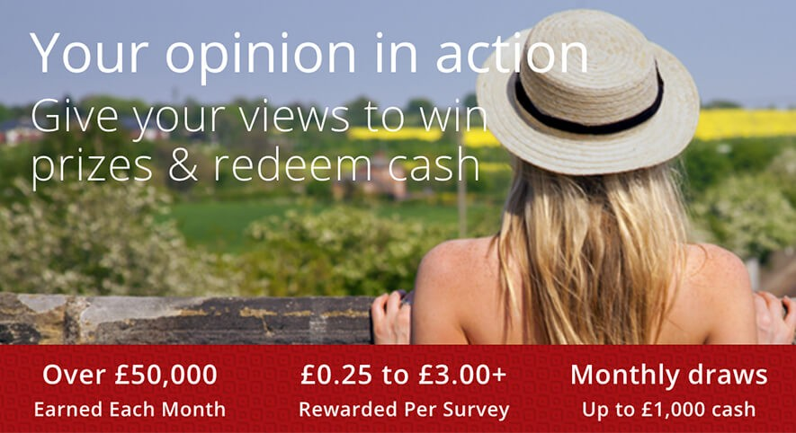Earn Survey Maru £3