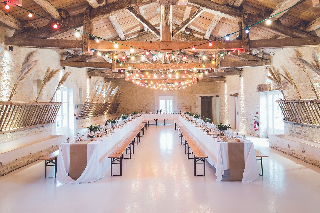 right wedding venue