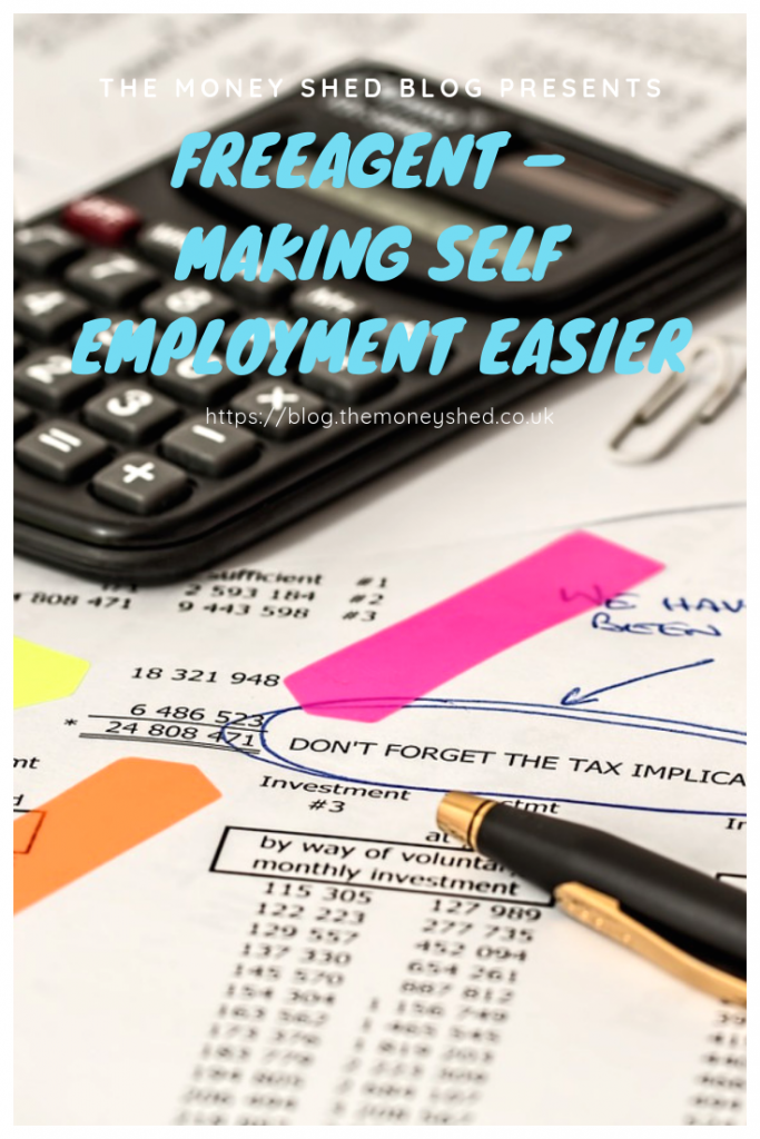 FreeAgent – Making Self Employment Easier