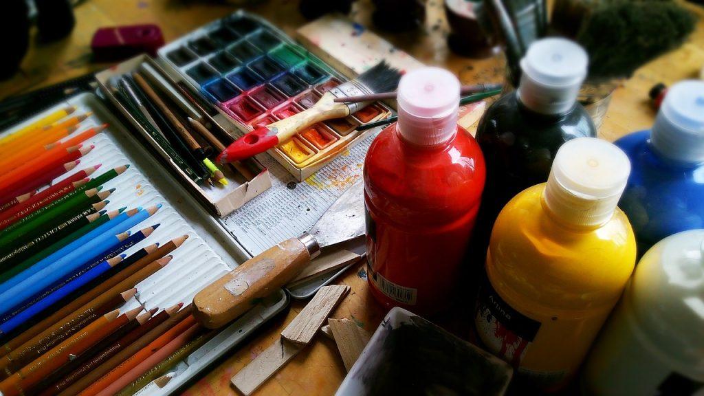 uncreative in a creative world