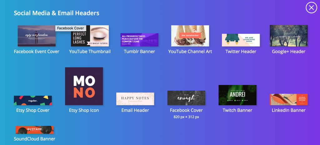 Beginner Bloggers Toolkit Canva