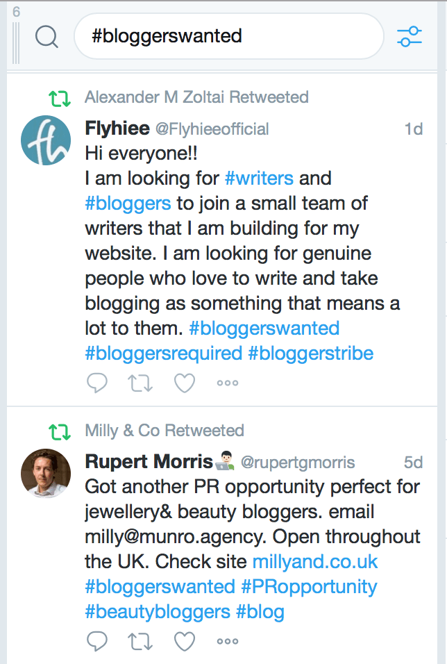 Beginner Bloggers Toolkit TweetDeck