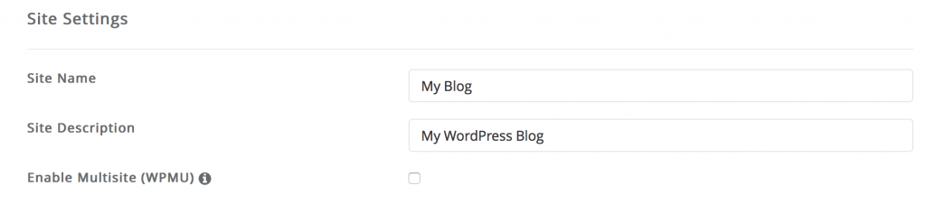 How to set up your blog wordpress site settings