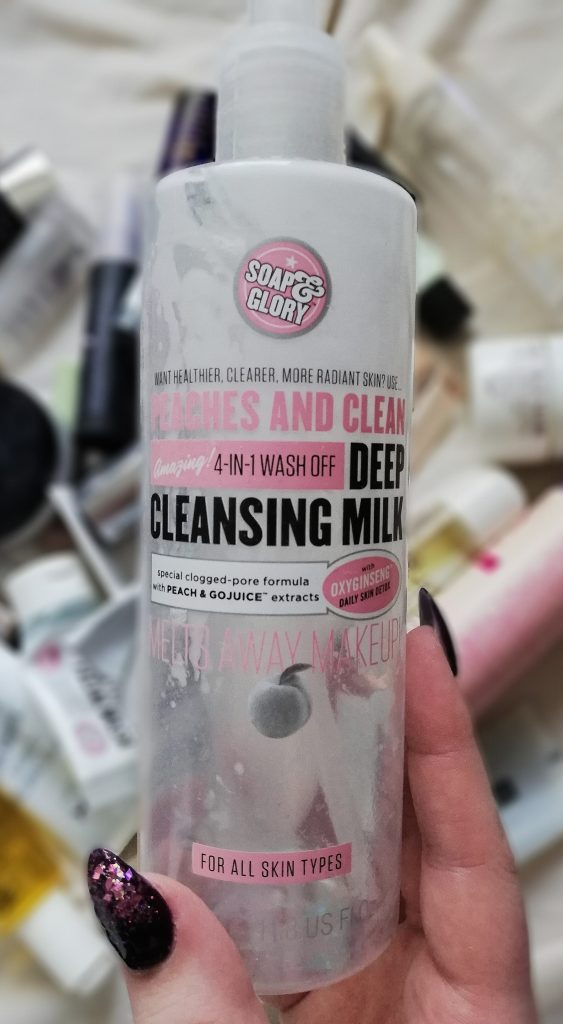 affordable makeup soap and glory