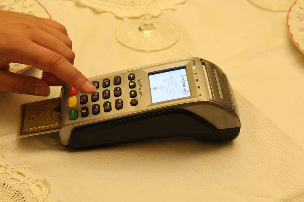 Use Chip And Pin Machines As Payment