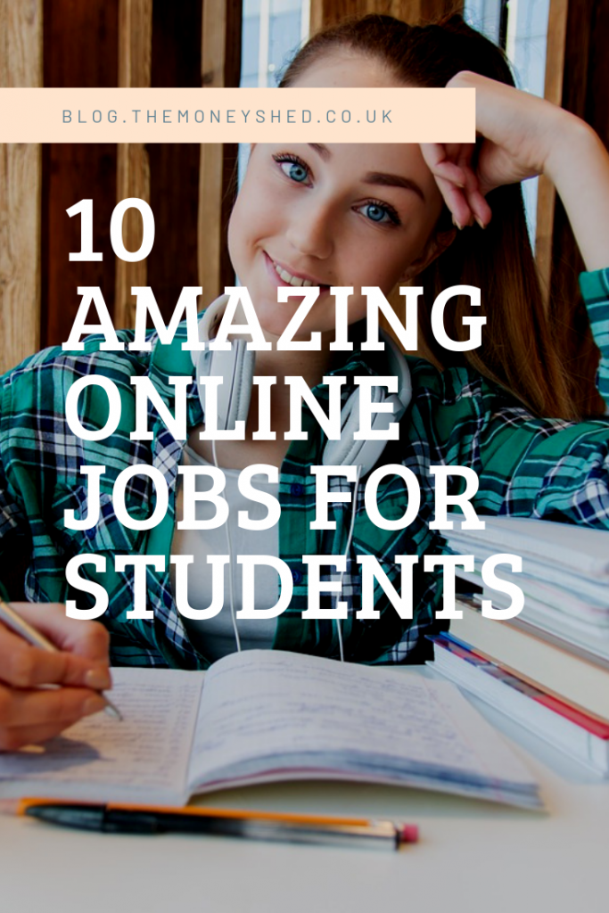 10 Amazing Online Jobs for Students