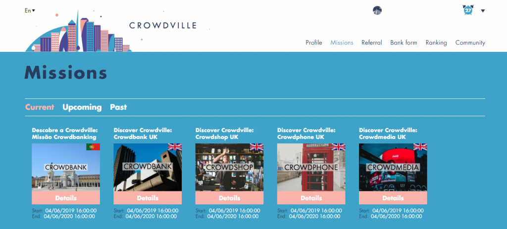 crowdville missions