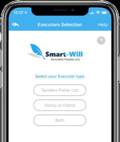 smart-will executor type