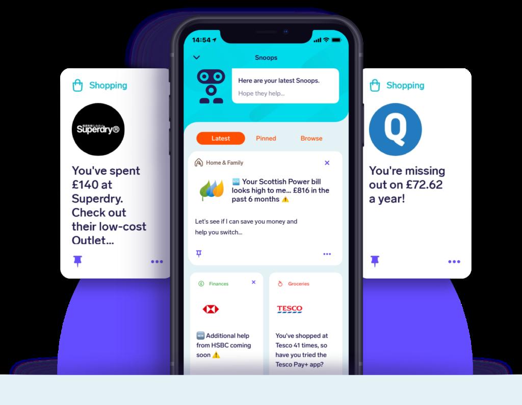 What is snoop app