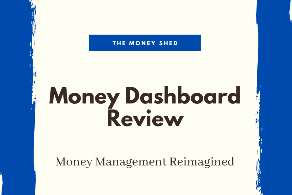 money dashboard review