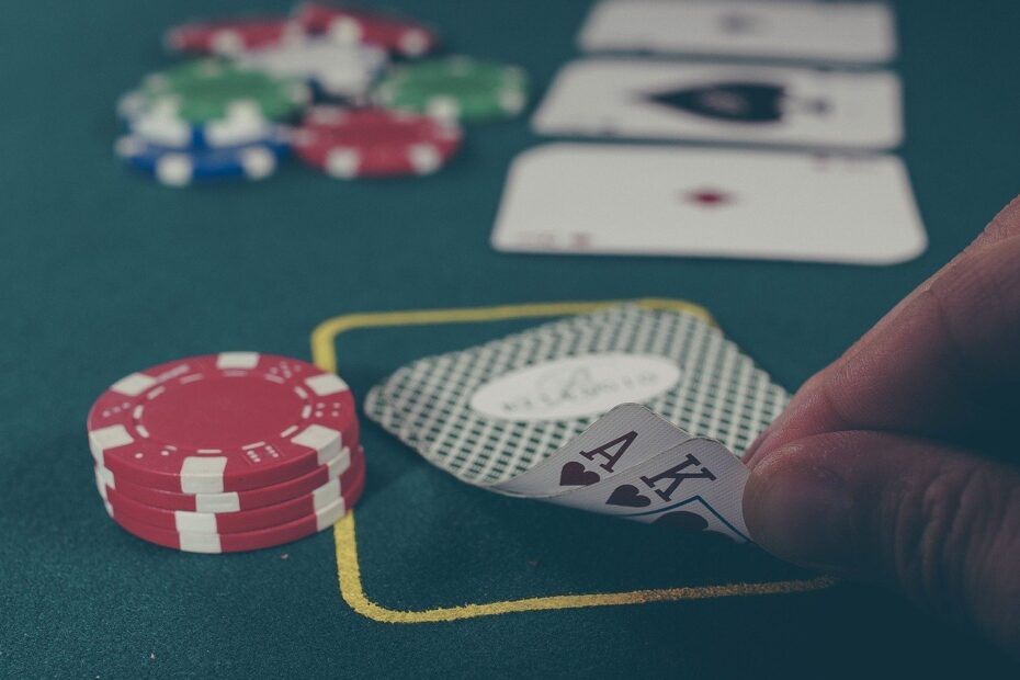 Blackjack and Cards Counting