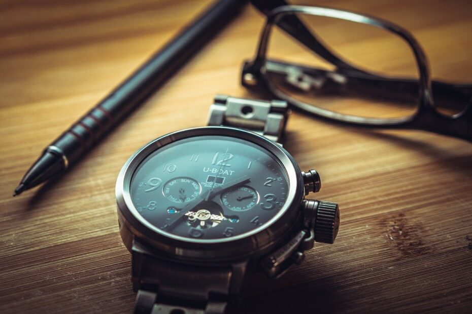 Making money selling watches