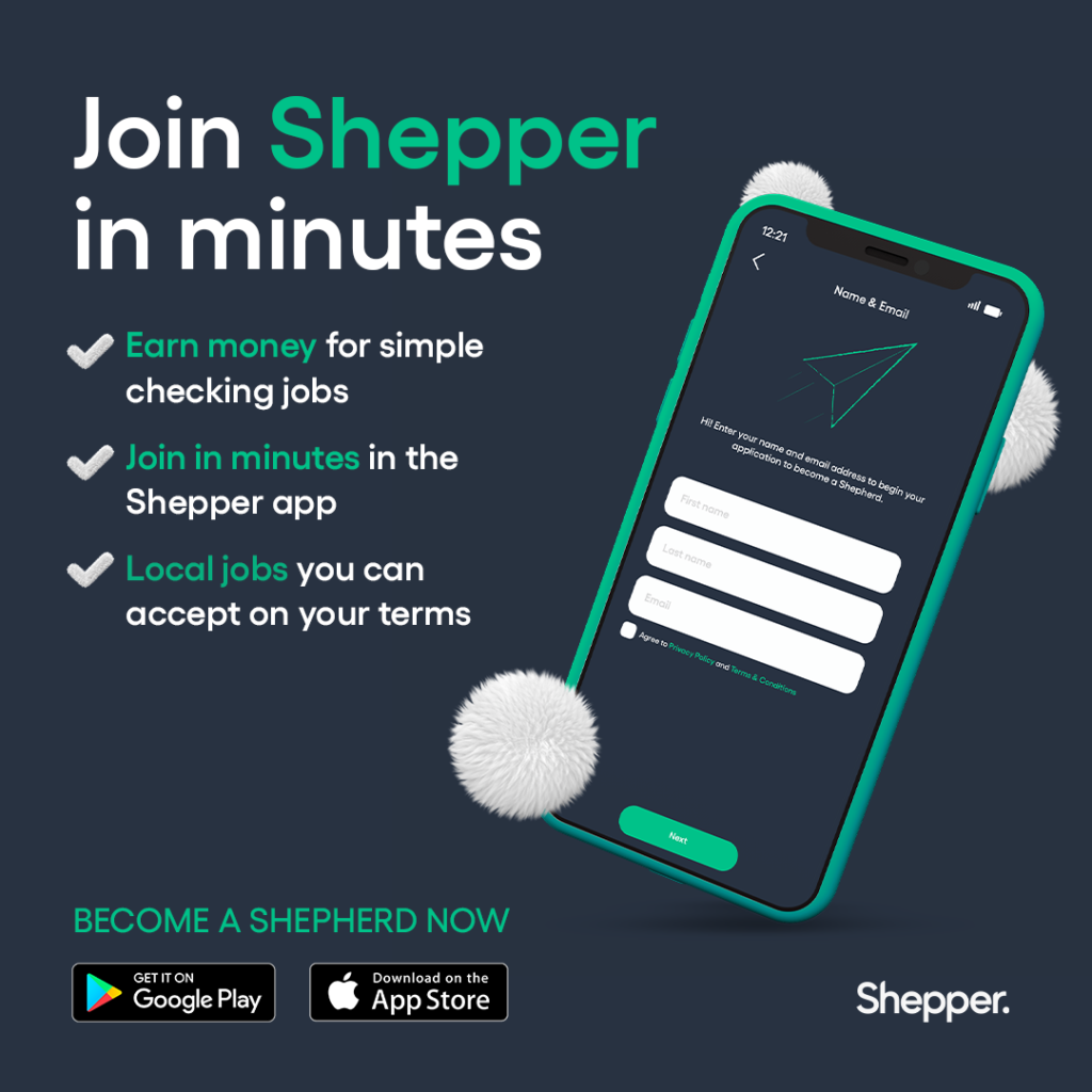 Join Shepper in minutes