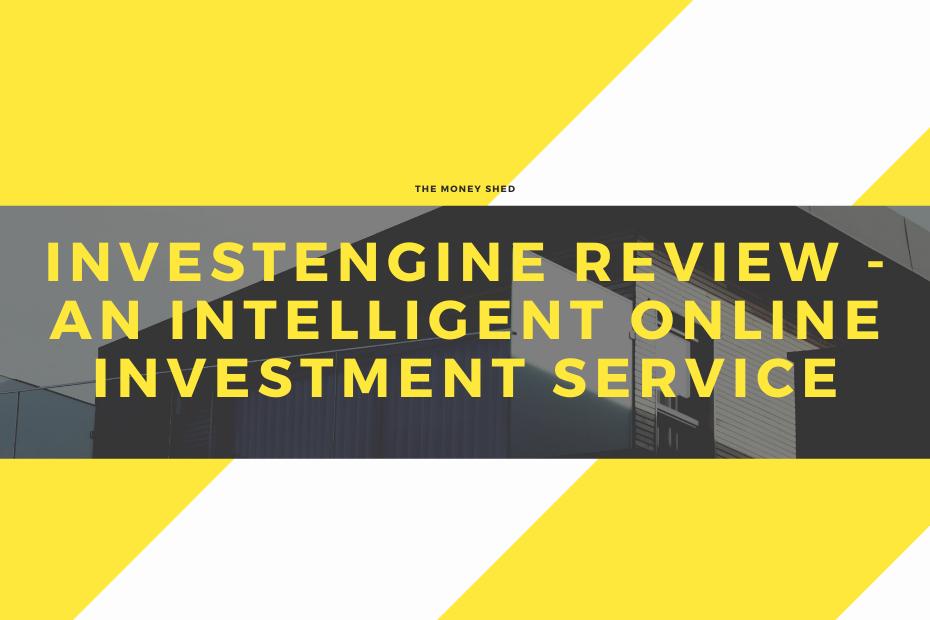InvestEngine Review - An intelligent online investment service