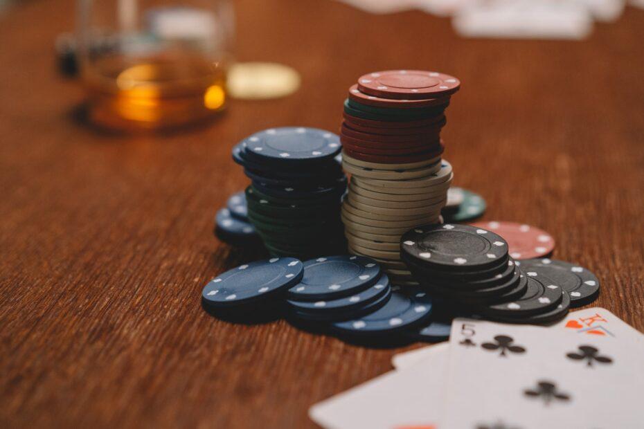 wood casino luck playing